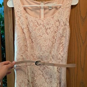 Lauren Conrad sleeveless dress